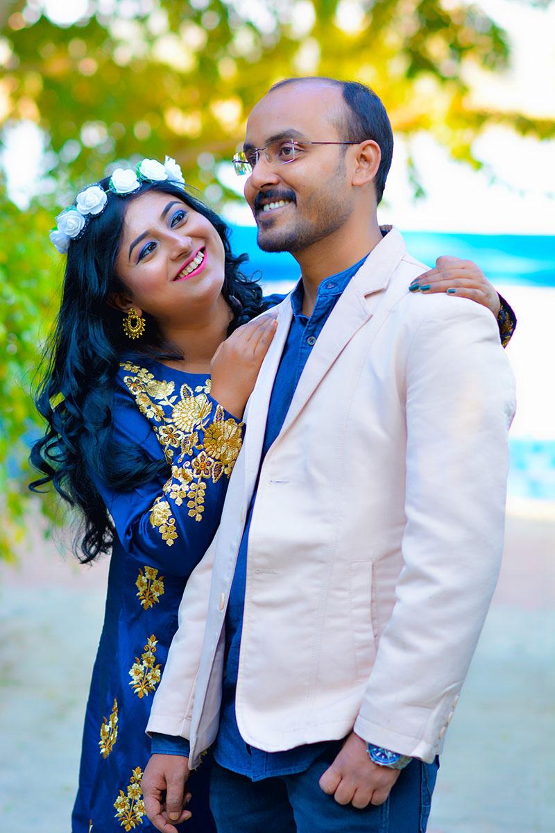 pre wedding photography by myclciks